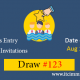 Express Entry Draw 123 immigrate to Canada