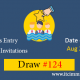 Express Entry Draw 124 immigrate to Canada