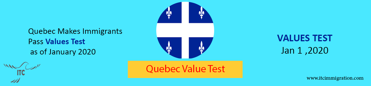Quebec Makes Immigrants Pass Value Test immigrate to Canada