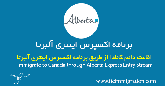 برنامه اکسپرس اینتری آلبرتا مهاجرت به کانادا اسکیلد ورکر اسکیلد تریدز برنامه تجربه کانادایی