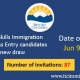 Express Entry British Columbia 9 June 2020 immigrate to canada Skills Immigration