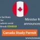 Facilitate online learning for International Student immigrate to Canada