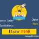Federal Express Entry Draw 168  immigrate to Canada Federal Skilled Worker