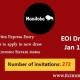 Manitoba Express Entry & Business Investor Stream 14 Jan 2021