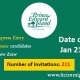 Prince Edward Island EOI draw 21-Jan-2021
