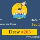Express Entry Provincial Nominee Draw 205