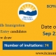 British Columbia Express Entry BC PNP Tech Draw 21 Sep 2021